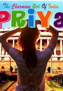 Priya: The Charming Girl of India Movie Poster
