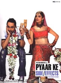 Pyar Ke Side Effects Movie Poster