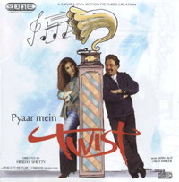 Pyar mein Twist Movie Poster
