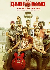 Qaidi Band Movie Poster