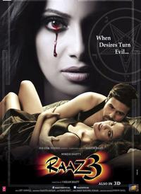 Raaz 3 Movie Poster