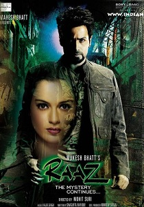 Raaz - The Mystery Continues Movie Poster