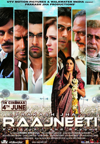 Rajneeti Movie Poster
