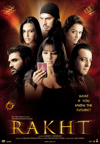 Rakht Movie Poster