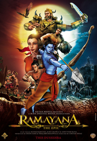 Ramayana - The Epic Movie Poster
