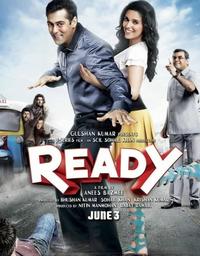 Ready Movie Poster