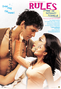 Rules - Pyaar Ka Superhit Formula Movie Poster