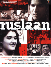 Ruslaan Movie Poster