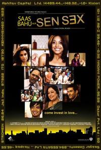 Saas Bahu Aur Sensex Movie Poster