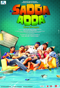 Sadda Adda Movie Poster