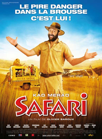 Safari Movie Poster