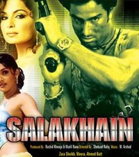 Salakhain Movie Poster