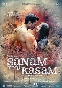 Sanam Teri Kasam 2016 Movie Poster