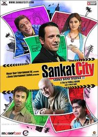 Sankat City Movie Poster