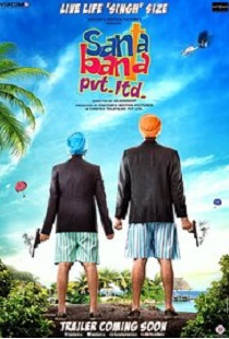Santa Banta Pvt. Ltd Movie Poster