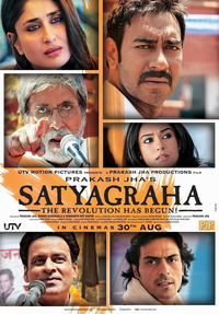 Satygraha Movie Poster
