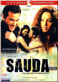 Sauda - The Deal Movie Poster