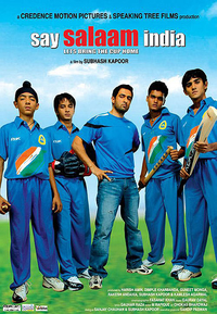 Say Salaam India Movie Poster