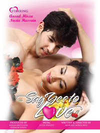 Say Yes To Love Movie Poster