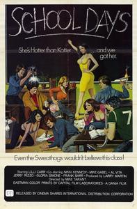 School Days Movie Poster