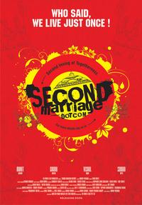 Second Marriage Dot Com Movie Poster