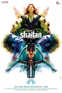 Shaitaan Movie Poster