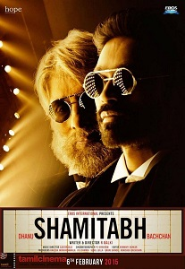 Shamitabh Movie Poster