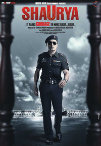 Shaurya Movie Poster