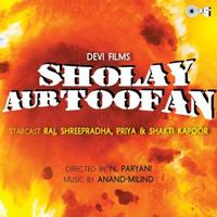 Sholay Aur Toofan Movie Poster