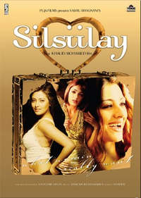 Silsilay Movie Poster