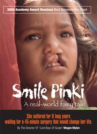 Smile Pinki Movie Poster
