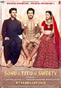 Sonu Ke Titu Ki Sweety Movie Poster