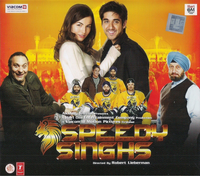 Speedy Singhs Movie Poster