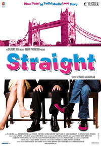 Straight Movie Poster