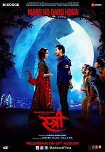 Stree (2018) Movie Poster
