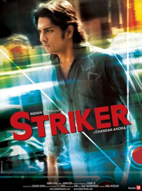 Striker Movie Poster