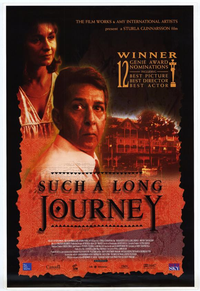Such A Long Journey Movie Poster