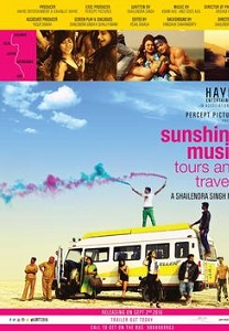 Sunshine Music Tours And Travels Movie Poster