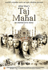 Taj Mahal - An Eternal Love Story Movie Poster