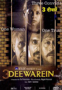Teen Deewarein Movie Poster