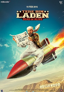 Tere Bin Laden: Dead or Alive Movie Poster