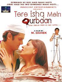 Tere Ishq Main Qurbaan Movie Poster