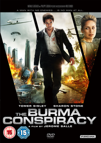The Burma Conspiracy Movie Poster