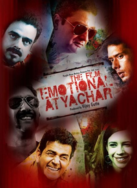 The Emotional Atyachar Movie Poster
