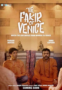 The Fakir of Venice Movie Poster