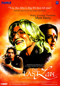 The Last Lear Movie Poster