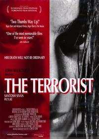 The Terrorist Movie Poster
