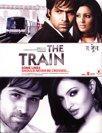 The Train Movie Poster