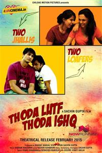 Thoda Lutf Thoda Ishq Movie Poster