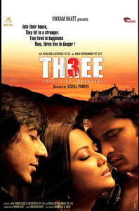 Three - Love Movie Poster